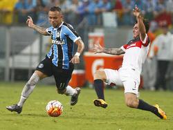 Los cariocas avanzan a la siguiente fase de la Libertadores. (Foto: Getty)