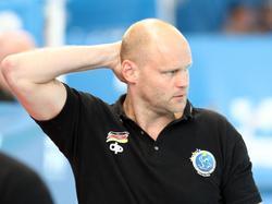 Patrick Weißinger, Trainer der deutschen Nationalmannschaft