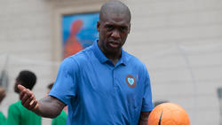 Clarence Seedorf ist neuer Nationaltrainer Kameruns