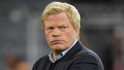 Oliver Kahn sorgt sich um die Bundesliga