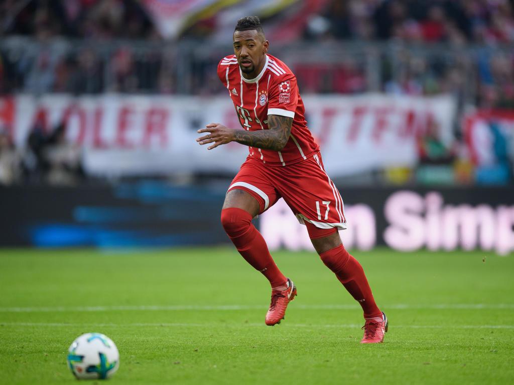 Der Vertrag von Jérôme Boateng bei Bayern München läuft bis 2021