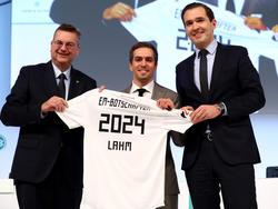 Der DFB will die EM 2024 ausrichten