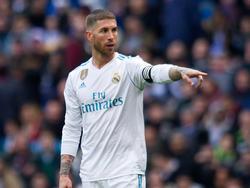 Sergio Ramos könnte von der UEFA gesperrt werden