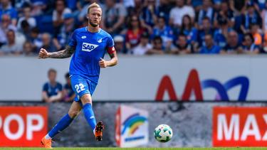 Kevin Vogt bleibt der TSG Hoffenheim länger erhalten