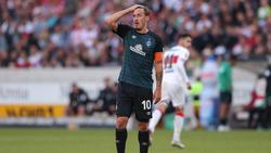 Zuletzt bei Werder Bremen nicht in Form: Max Kruse