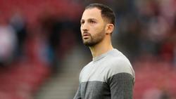 Domenico Tedesco steckt mit dem FC Schalke 04 in der Krise
