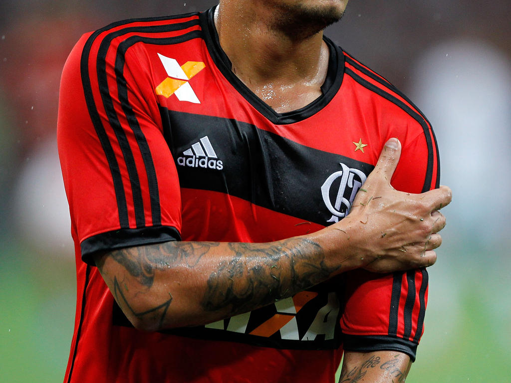 Die Katastrophe am Flamengo-Gelände ereignete sich am Freitagmorgen. © Getty Images/Ricardo Ramos