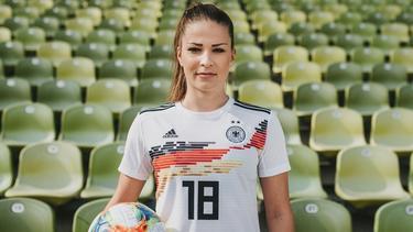 Das WM-Trikot der Frauen wurde vorgestellt