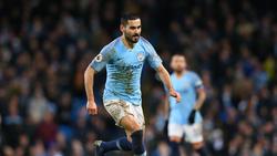 Ilkay Gündogan wird Manchester City wohl bald verlassen