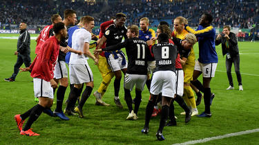 RB Leipzig will den Titel im DFB-Pokal