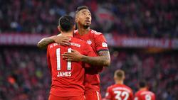 Jérôme Boateng spielt - Stand jetzt - kommende Saison beim FC Bayern