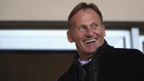 Für ihn zählt nur der BVB: Hans-Joachim Watzke