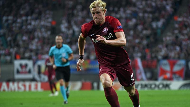 Steht kurz vor einem Wechsel nach Wolfsburg: Xaver Schlager