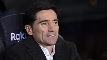 Valencia-Kicker üben Solidarität mit Ex-Trainer Marcelino García