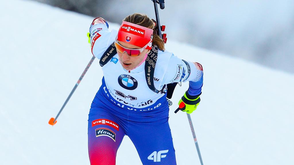 Beendete endgültig ihre Biathlon-Karriere: Anastasia Kuzmina
