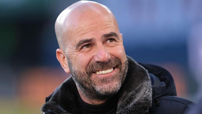 Hat großen Respekt vor dem nächsten Gegner Freiburg: Leverkusen-Coach Peter Bosz