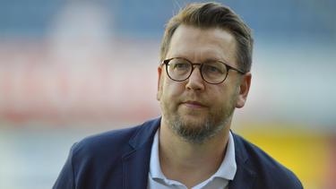 Martin Przondziono ist Geschäftsführer Sport beim SC Paderborn