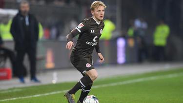 Mats Möller Daehli wechselt vom FC St. Pauli zum KRC Genk