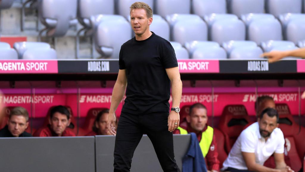 Julian Nagelsmann ist neuer Cheftrainer beim FC Bayern