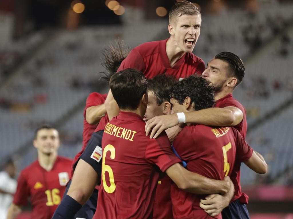 El cuadro español tuvo que remontar en dos ocasiones.