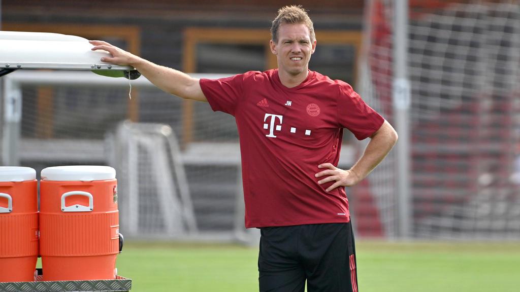 Julian Nagelsmann startet sein Champions-League-Abenteuer beim FC Bayern