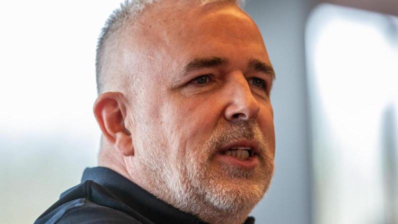 Dirk Zingler, Präsident des 1. FC Union Berlin
