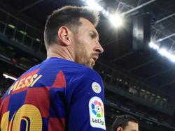 Leo Messi hat seit der Geburt seiner Söhne an den Nachmittagen weniger Ruhezeit