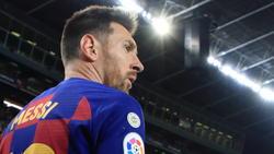 Lionel Messi gibt Einblicke in seine Anfangszeit beim FC Barcelona