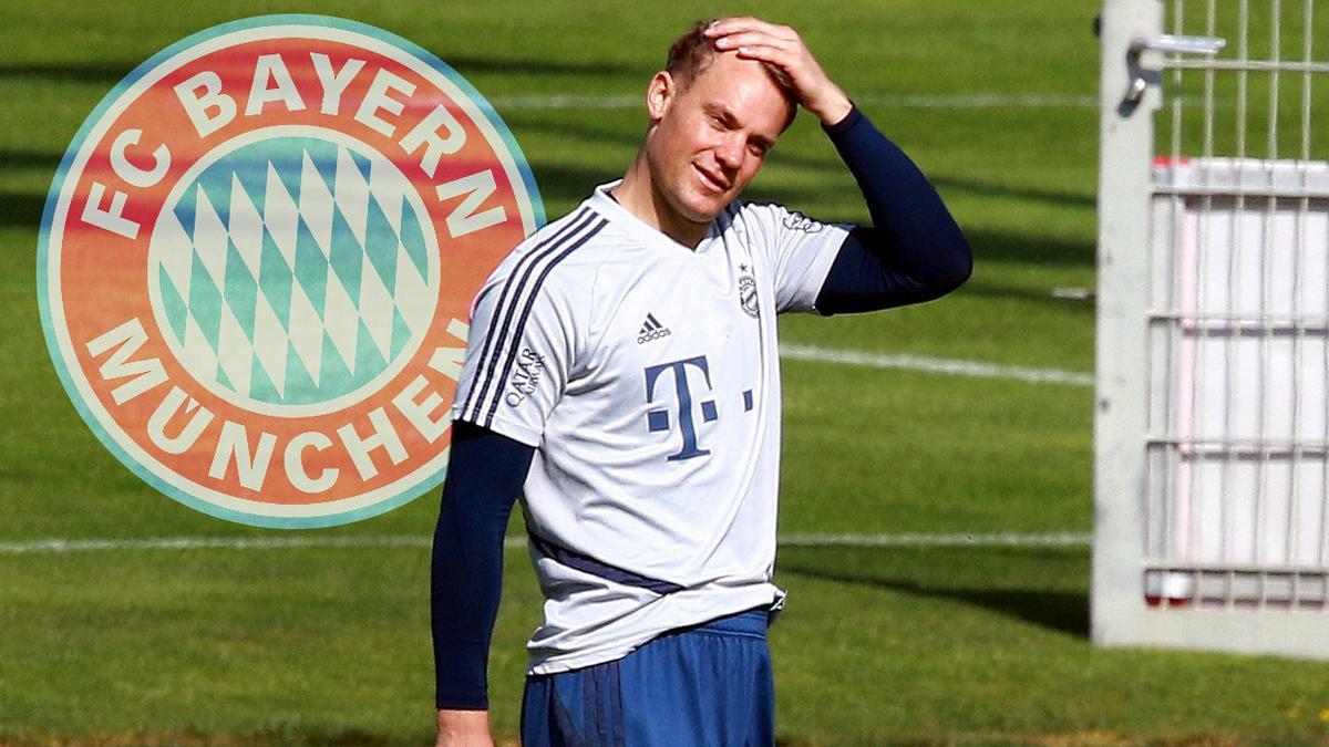 Geht es für Manuel Neuer langfristig beim FC Bayern weiter?