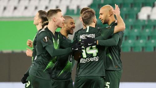 Der VfL Wolfsburg erreichte in der vergangenen EL-Saison das Achtelfinale