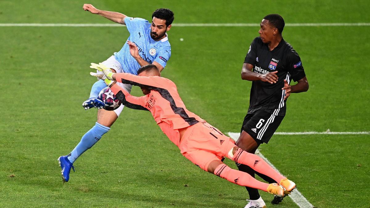 Ilkay Gündogan würde drei ehemalige Mitspieler vom BVB gerne in Manchester sehen
