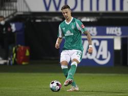 Marco Friedl ist bei Werder Bremen zu einer fixen Größe geworden