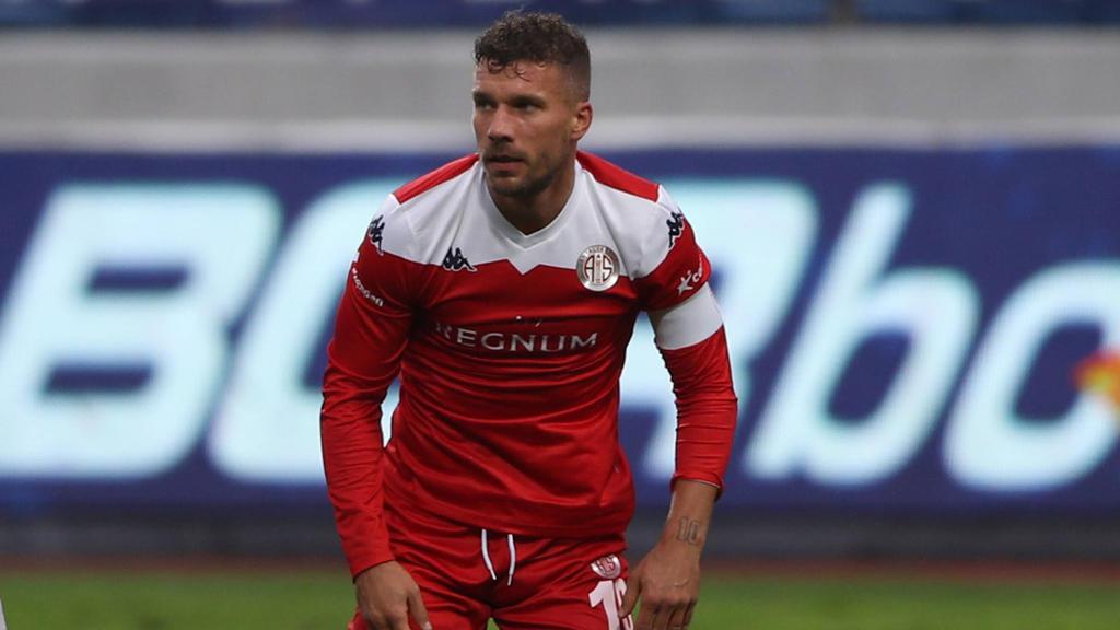 Lukas Podolski findet klare Worte