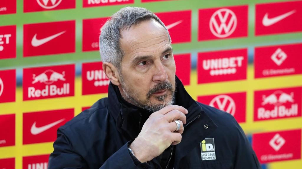 Verlässt Adi Hütter Eintracht Frankfurt?