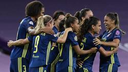 Die Frauen von Olympique Lyon haben vor dem Rückspiel im Viertelfinale der Champions League positive Coronafälle