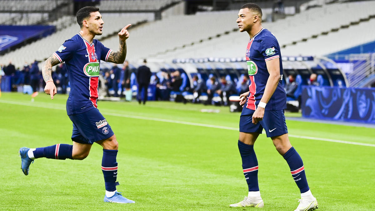 PSG hat zum 14. Mal den französischen Pokal gewonnen