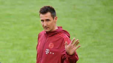 Wird Miroslav Klose Trainer der U21-Nationalmannschaft?