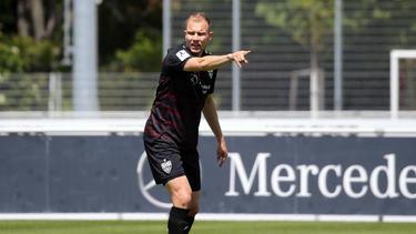 Holger Badstuber soll das Interesse des MSV Duisburg geweckt haben