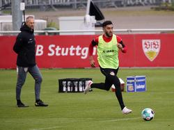 Nicolás González deja la Bundesliga por el Calcio.