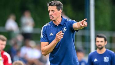 Ex-FC-Bayern-Profi Sandro Wagner übernimmt die Herren der SpVgg Unterhaching
