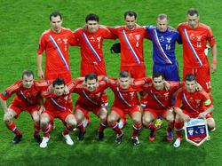 Startelf gegen Tschechien