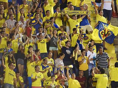 El filial del Villarreal sigue firme líder del grupo III de Segunda B. (Foto: Getty)