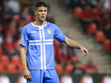 Noch im Trikot von HNK Rijeka: Goalgetter Andrej Kramaric