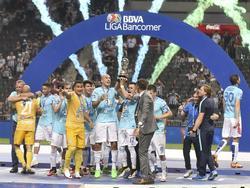 El Pachuca logró el sexto título de su historia con un gol en el final. (Foto: Imago)