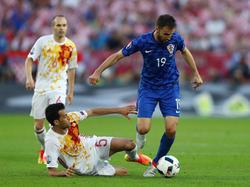 Spanien am Boden?