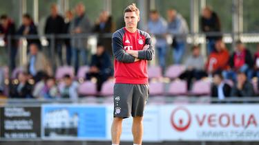 Tobias Schweinsteiger beim FC Bayern München überraschend entlassen