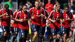 Drogenprozess gegen Ex-Profi Christian Lell (M.) vom FC Bayern München