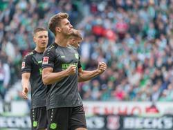 Hendrik Weydandt ist der neue Shooting-Star bei Hannover 96 (copryright: Imago)