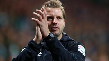 Florian Kohfeldt sah einen Sieg seines Teams