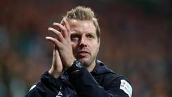 Werder-Coach Florian Kohfeldt bekommt Zuwachs im Training